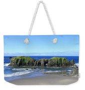 Seascape Supreme Weekender Tote Bag