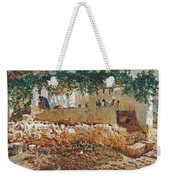 Seascape View Of Palma De Mallorca Weekender Tote Bag