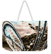 Seashell And Seaweed Weekender Tote Bag