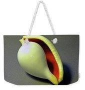 Seashell Egg Cowry Weekender Tote Bag