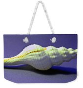 Seashell Fusinus Irregularis Weekender Tote Bag