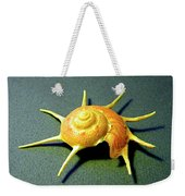 Seashell Guildfordia Yoca Weekender Tote Bag