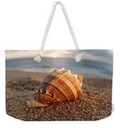 Seashell In The Sand Weekender Tote Bag