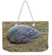 Seashell On The Sand Weekender Tote Bag