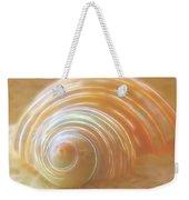 Seashell Sandy Fantasy Weekender Tote Bag