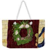 Seashell Wreathe Weekender Tote Bag