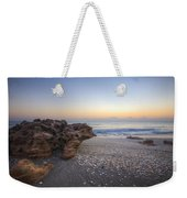 Seashells At The Seashore Weekender Tote Bag