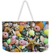 Seashells 3 Weekender Tote Bag