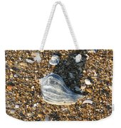 Seashells On The Seashore Weekender Tote Bag