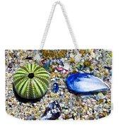 Seashore Colors Weekender Tote Bag