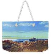 Seashore Shadows Weekender Tote Bag