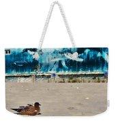 Seaside Art Gallery Weekender Tote Bag