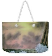 Seaside Cliffs Weekender Tote Bag