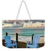 Seaside In Antigua Weekender Tote Bag