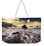 Seaside L/r Weekender Tote Bag