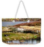 Seaside Marsh Weekender Tote Bag