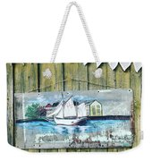 Seaside Weekender Tote Bag