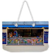 Seaside Shellfish Snack Shack Weekender Tote Bag