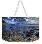 Seaside Snap Weekender Tote Bag