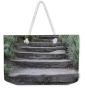 Seaside Steps Weekender Tote Bag