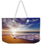 Seaside Sunset Weekender Tote Bag