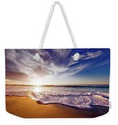 Seaside Sunset Weekender Tote Bag