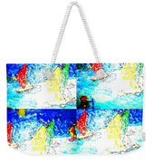 Seaside-regatta Weekender Tote Bag