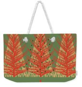 Season' Greetings 1 Weekender Tote Bag
