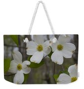Season Of Dogwood Weekender Tote Bag