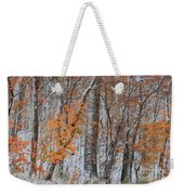 Seasons Overlapping Weekender Tote Bag
