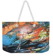 Seastorm Weekender Tote Bag