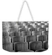 Seat Backs Weekender Tote Bag