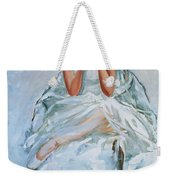 Seated Dancer Weekender Tote Bag