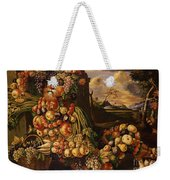Seated Figure Of Summer, 1573  Weekender Tote Bag