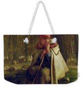 Seated Shepherdess Weekender Tote Bag