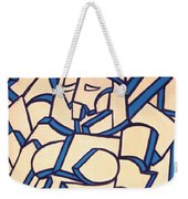 Seated Women Weekender Tote Bag