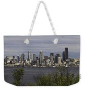 Seattle At Its Best Weekender Tote Bag