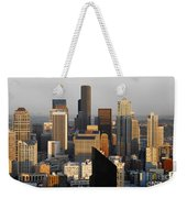 Seattle Weekender Tote Bag