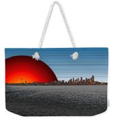 Seattle Dawning 2 Weekender Tote Bag