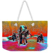Seattle Fire Fighter Memorial Weekender Tote Bag