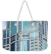 Seattle High Rise Weekender Tote Bag