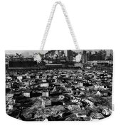Seattle: Hooverville, 1933 Weekender Tote Bag