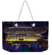 Seattle Mariners Safeco Field Night Game Weekender Tote Bag