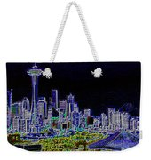 Seattle Quintessence Weekender Tote Bag