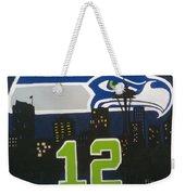 Love Our Team Weekender Tote Bag