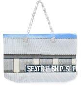 Seattle Ship Supply 1 Weekender Tote Bag