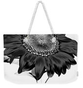 Seattle Sunflower Bw Invert - Stronger Weekender Tote Bag