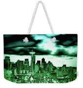 Seattle - The Emerald City Weekender Tote Bag