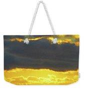 Seaview Sunset 3 Weekender Tote Bag