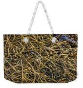 Seaweed On The Coast Of Iceland Weekender Tote Bag